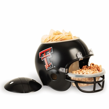 Texas Tech Snack Helmet