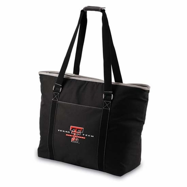 Texas Tech Tahoe Beach Bag (Black)