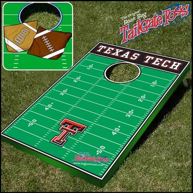 Texas Tech Tailgate Toss Cornhole Beanbag Game