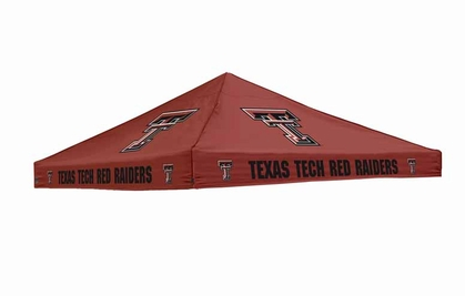 Texas Tech Team Color Canopy