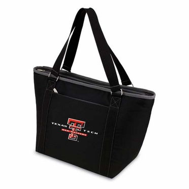 Texas Tech Topanga Embroidered Cooler Bag (Black)