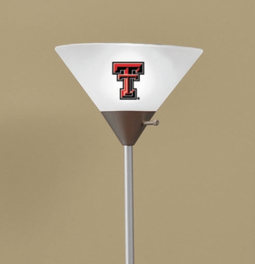 Texas Tech Torchierre Floor Lamp