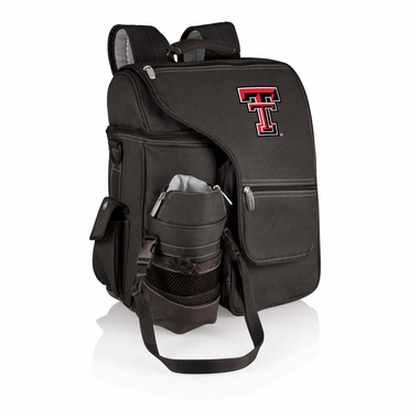 Texas Tech Turismo Backpack (Black)