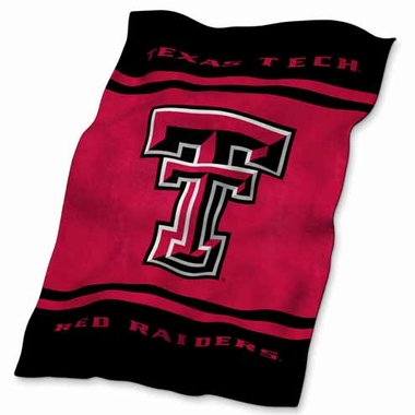 Texas Tech UltraSoft Blanket