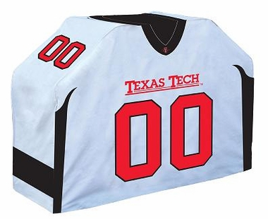 Texas Tech Uniform Grill Cover