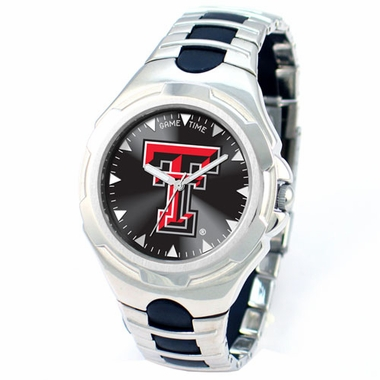 Texas Tech Victory Mens Watch