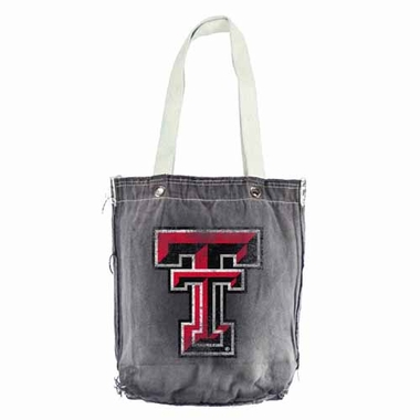 Texas Tech Vintage Shopper (Black)