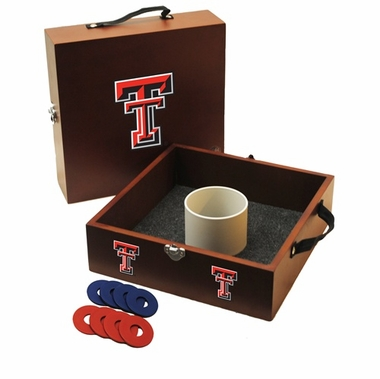 Texas Tech Washer Toss Game