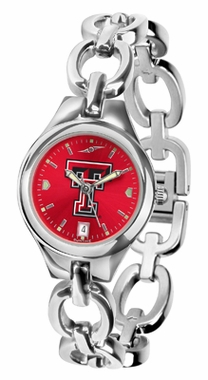 Texas Tech Women's Eclipse Anonized Watch