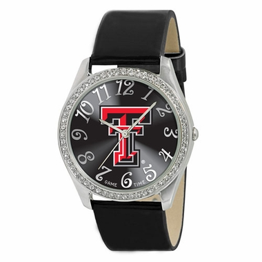 Texas Tech Women's Glitz Watch