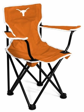 Texas Toddler Folding Logo Chair