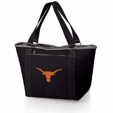 Texas Topanga Embroidered Cooler Bag (Black)