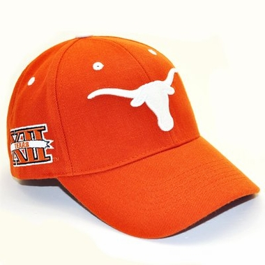 Texas Triple Conference Adjustable Hat