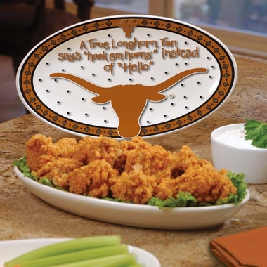 Texas True Fan Platter