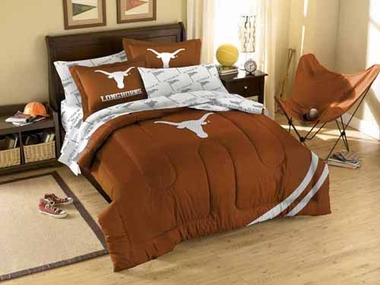 Texas Twin Comforter and Shams Set