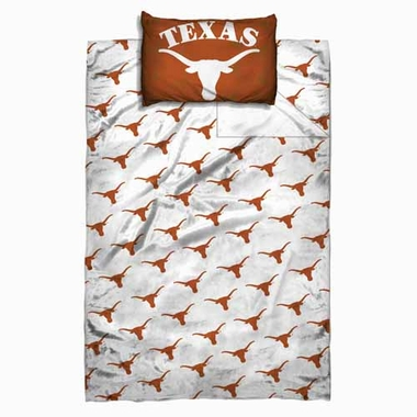 Texas Twin Sheet Set