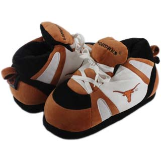 Texas UNISEX High-Top Slippers - Small