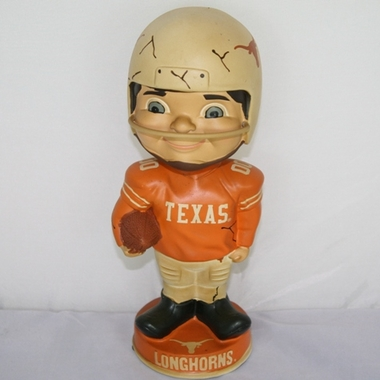 Texas Vintage Retro Bobble Head