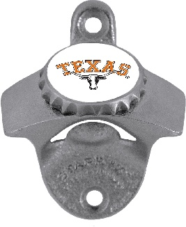 Texas Wall Mount Bottle Opener