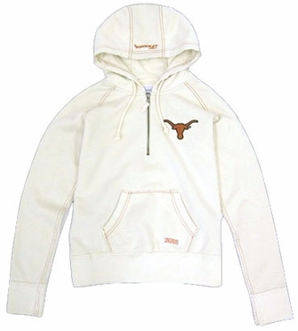 Texas Women's Gamma 1/4 Zip Sweatshirt