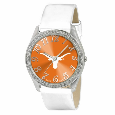 Texas Women's Glitz Watch