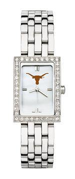 Texas Women's Steel Band Allure Watch