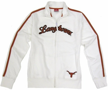 Texas Womens Curve Full Zip Jacket