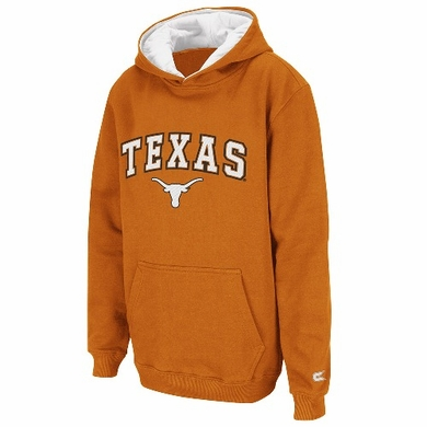 Texas YOUTH Automatic Pullover Hooded Sweatshirt