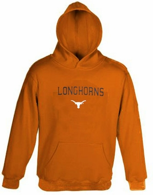 Texas YOUTH Basic Hooded Sweatshirt