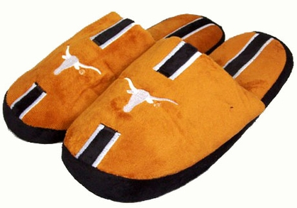 Texas YOUTH Team Stripe Slide Slippers