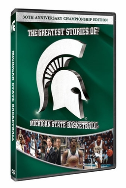 The Greatest Stories Of Michigan State Basketball DVD