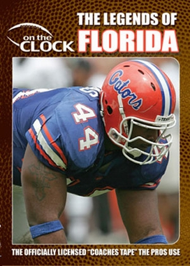 The Legends of the Florida Gators DVD
