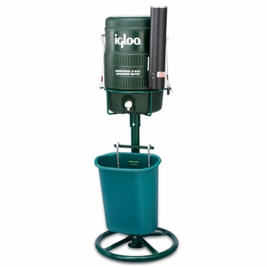 Tidi-Cooler Stand Set(Green)
