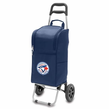Toronto Blue Jays Cart Cooler (Navy)