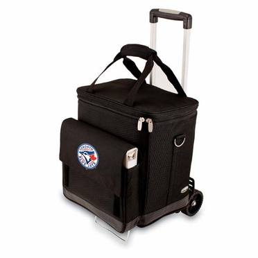 Toronto Blue Jays Cellar w/ Trolley (Black)