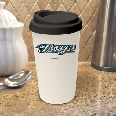 Toronto Blue Jays Ceramic Travel Cup