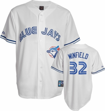 Toronto Blue Jays Dave Winfield Replica Throwback Jersey