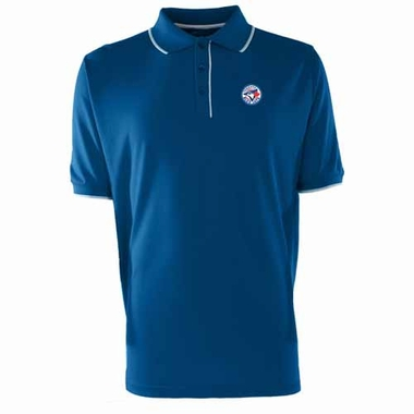 Toronto Blue Jays Mens Elite Polo Shirt (Team Color: Royal)
