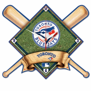 Toronto Blue Jays High Definition Wall Clock