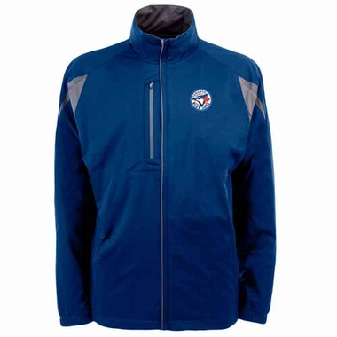 Toronto Blue Jays Mens Highland Water Resistant Jacket (Team Color: Royal)