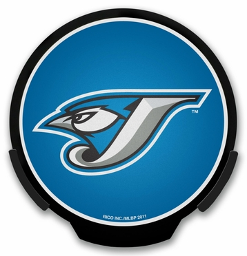 Toronto Blue Jays Light Up Power Decal