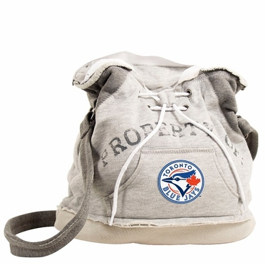 Toronto Blue Jays Property of Hoody Duffle