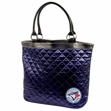 Toronto Blue Jays Quilted Tote