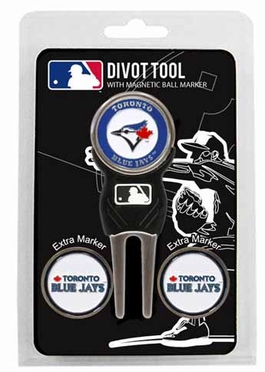 Toronto Blue Jays Repair Tool and Ball Marker Gift Set