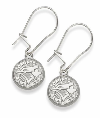 Toronto Blue Jays Sterling Silver Post or Dangle Earrings