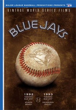 Toronto Blue Jays Vintage World Series Films DVD