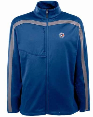 Toronto Blue Jays Mens Viper Full Zip Performance Jacket (Team Color: Royal)