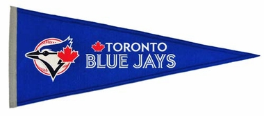 Toronto Blue Jays Wool Pennant