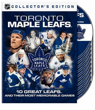 Toronto Maple Leafs: 10 Great Leafs and their most Memorable Games DVD