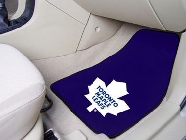 Toronto Maple Leafs 2 Piece Car Mats
